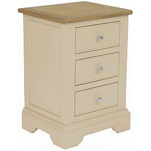 Harmony Cobblestone Bedside Cabinet