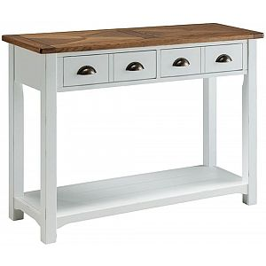 Porto Painted Console Table