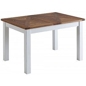 Porto Painted Dining Table - Small Extending 125cm - 165cm