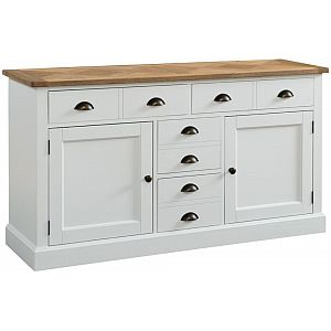 Porto Painted Sideboard - Large