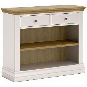 Annecy 2 Drawer Bookcase
