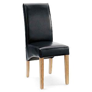 Fletton Black Chair