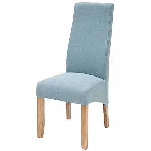 Wavey Azure Dining Chair