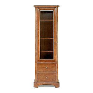 Lille Narrow Display Cabinet