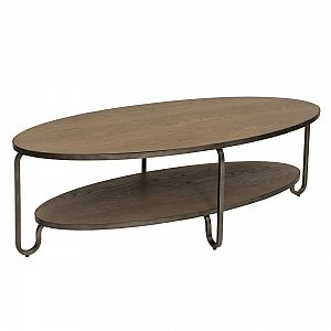 Revival Camden Oval Coffee Table