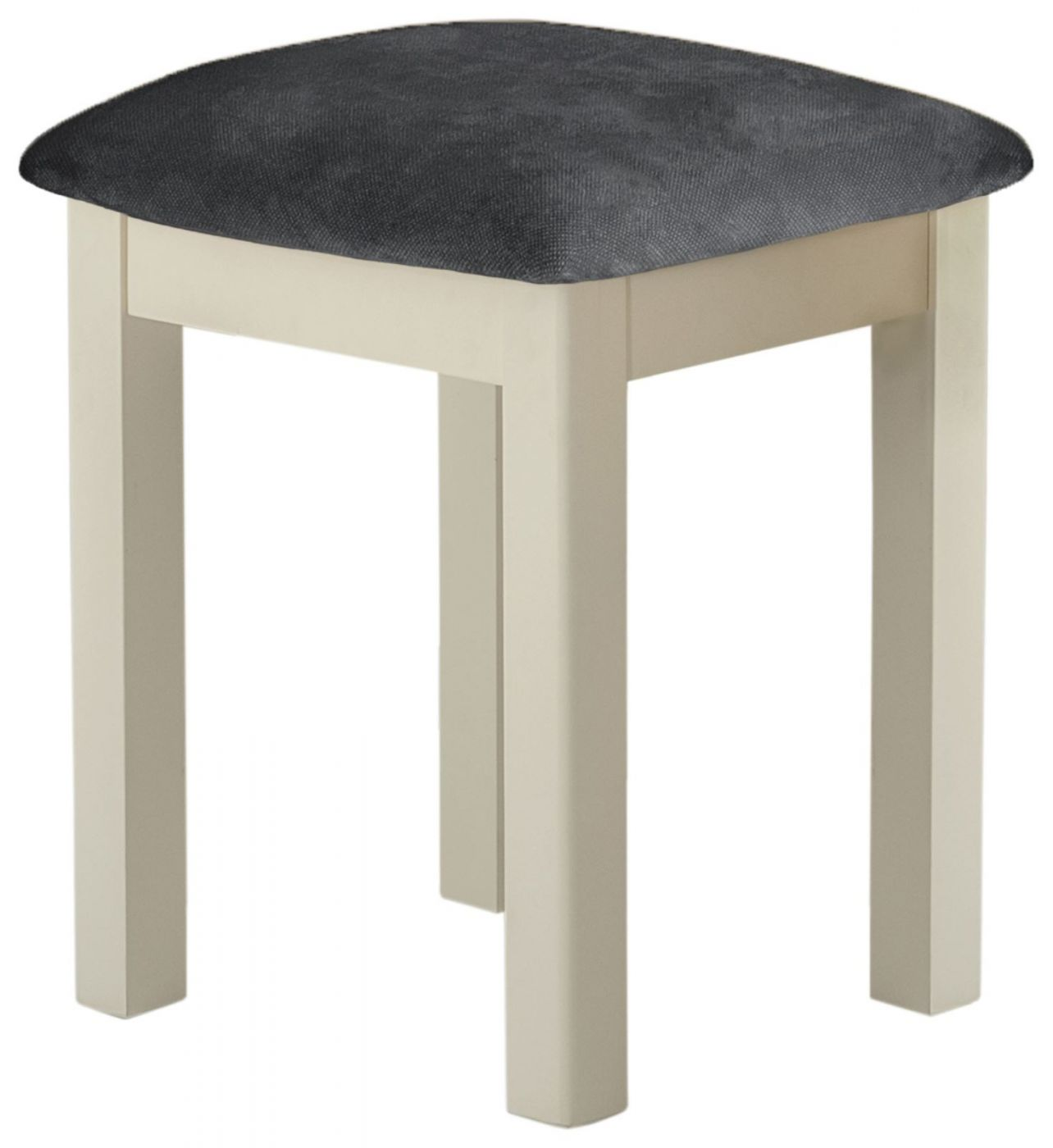 Portland Cream Dressing Table Stool