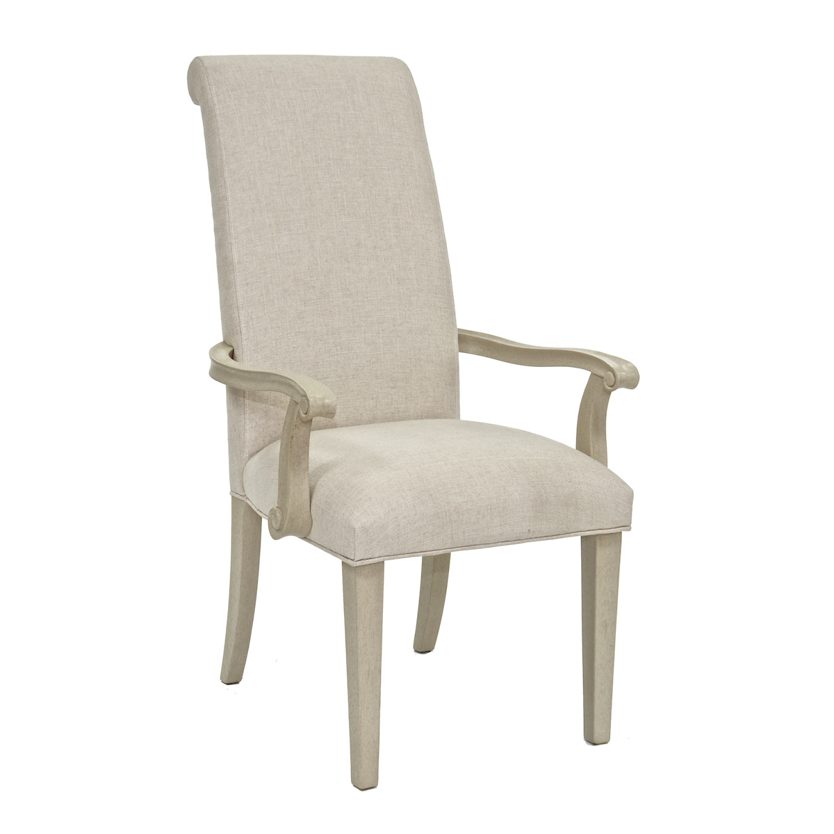 Vermont Upholstered Arm Chair, Upholstery