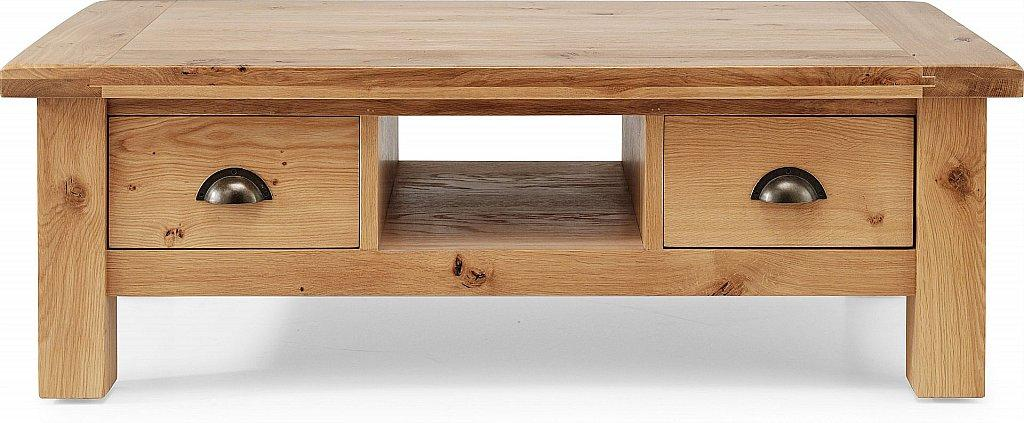 Normandy Coffee Table with Drawers