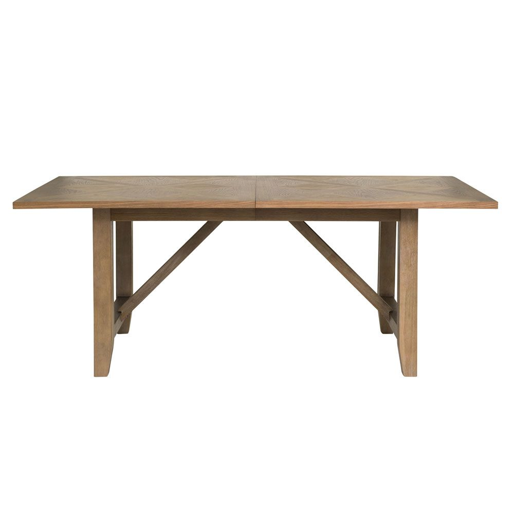 Revival Camden Extending Dining Table 198cm - 254cm