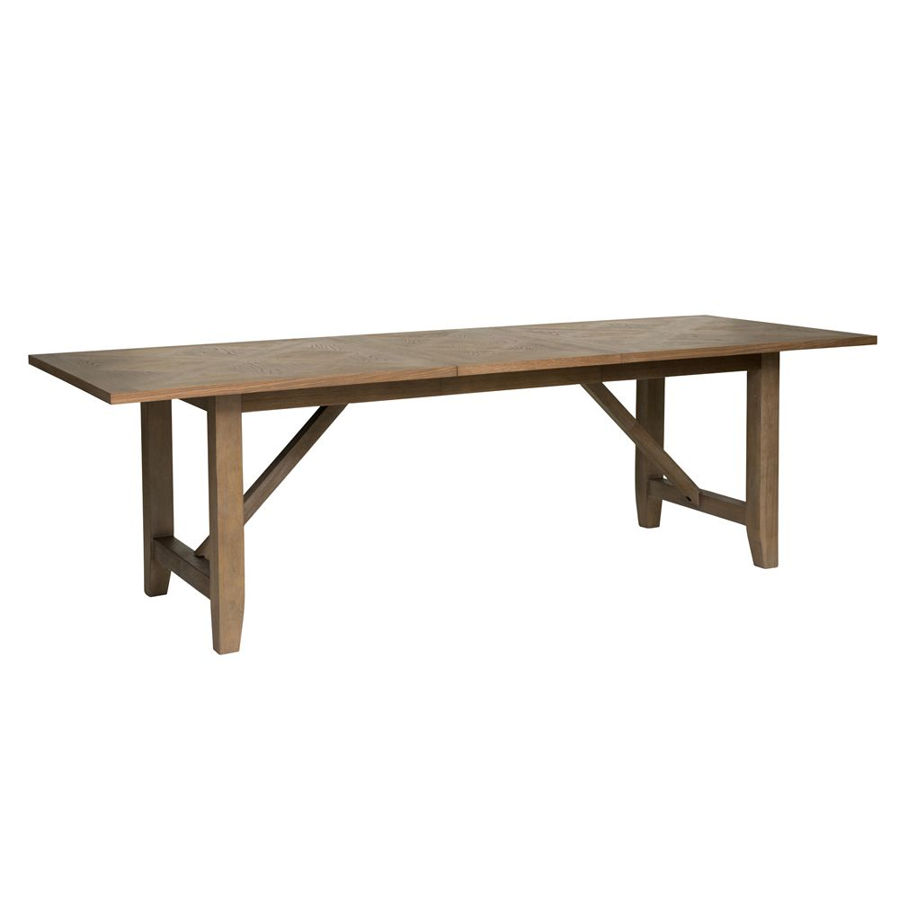 Revival Camden Extending Dining Table 198cm - 254cm
