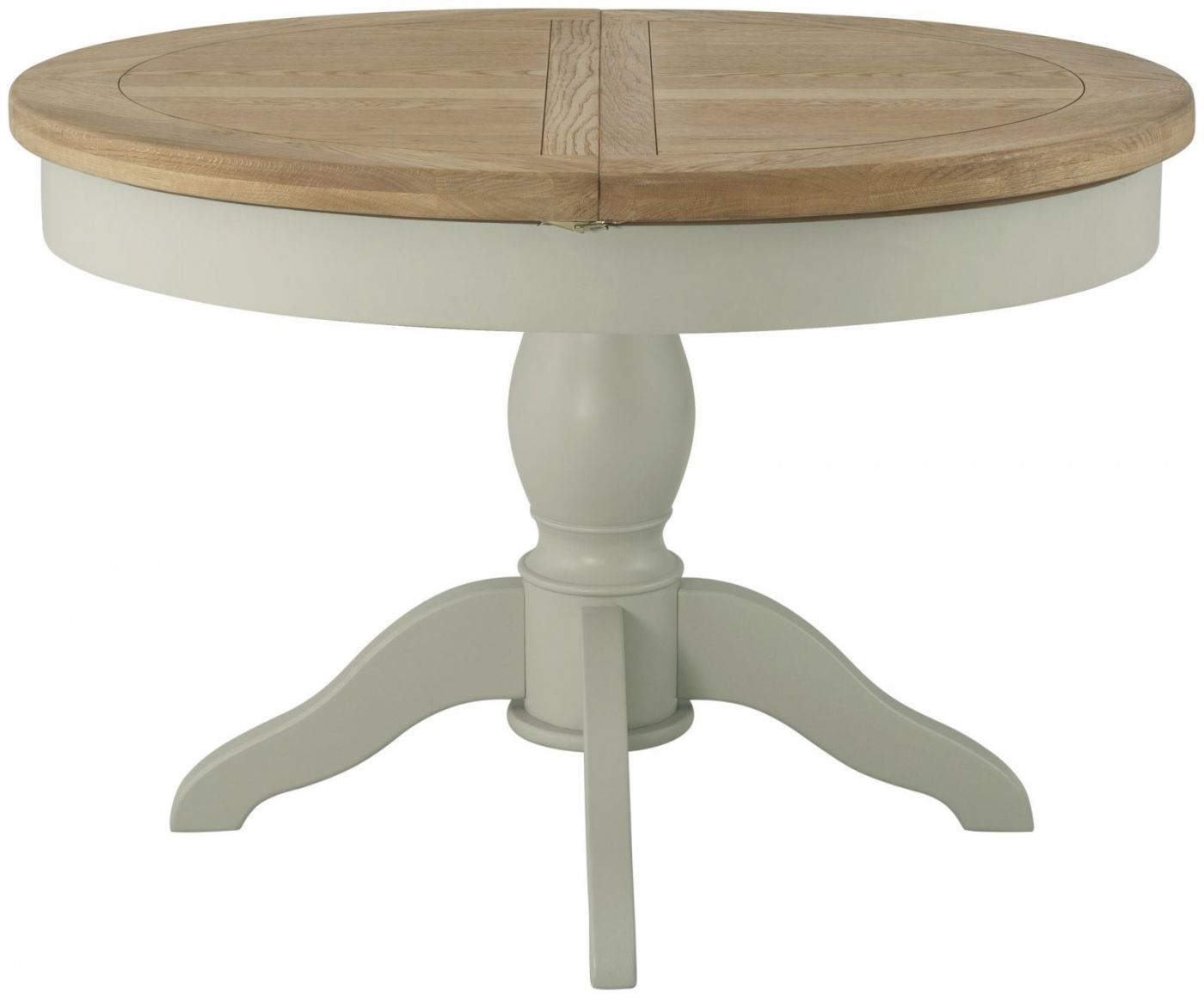 Portland Stone Grand Round Butterfly Extending Table Kitchen Dining Room Portland Painted Furniture Collection Contemporary Furniture Established Family Business Quick Uk Delivery Excellent Customer Service Robinsons Interiors