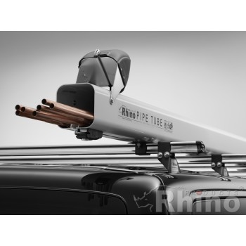 Rhino 3m Pipe Tube Carrier (Universal Fit to Rhino Bars/Racks and Many Others)