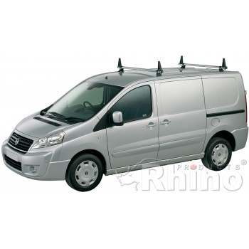 Rhino Delta 2 Bar System - Citroen Dispatch 2007 - 2016 LWB Low Roof Twin Doors