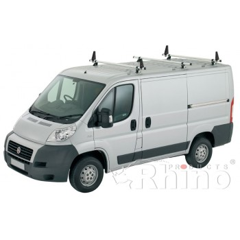 Rhino Delta 3 Bar System - Fiat Ducato 2006 On SWB Low Roof