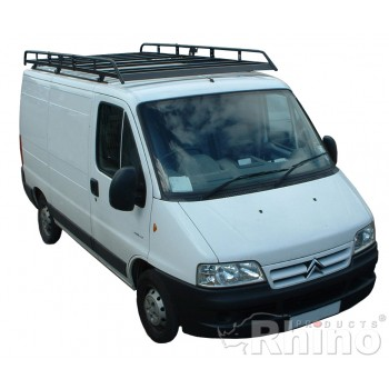 Rhino Modular Roof Rack - Fiat Ducato 1994 - 2006 MWB Low Roof